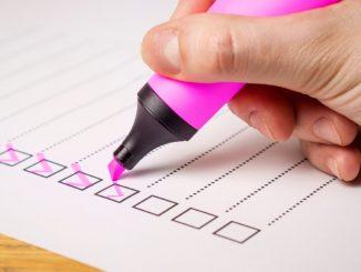 Checkliste Versicherung Eigentumswohnung