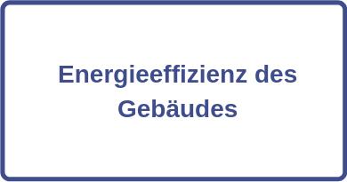 Energieeffizienz des Gebäudes