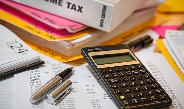 Einkommensteuer aus Vermietung und Verpachtung