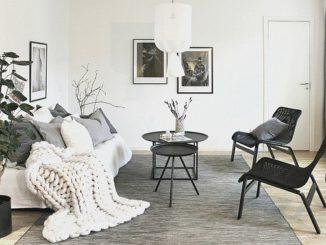 Interieur in der Eigentumswohnung