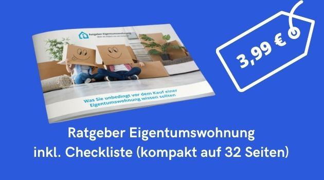 Ebook Ratgeber Eigentumswohnung